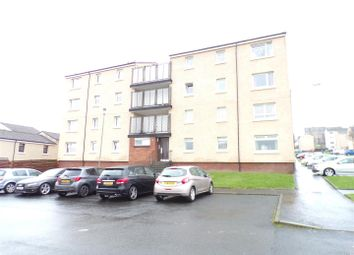 Thumbnail 2 bed flat for sale in Roxburgh Avenue, Greenock