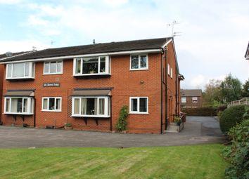 Thumbnail 2 bed flat for sale in St James Lodge, Slater Lane, Leyland