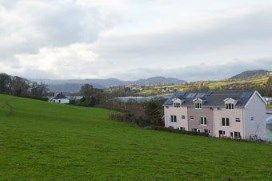 Thumbnail 4 bed terraced house for sale in Old Conway Road, Mochdre, Conwy