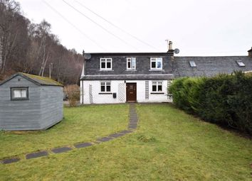 Thumbnail 2 bed end terrace house for sale in Station Road, Garve, Ross-Shire