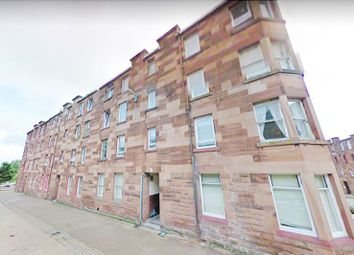 Thumbnail 1 bed flat for sale in 13, Robert Street, Flat 2-2, Port Glasgow PA145Nr