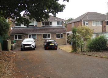 Thumbnail 3 bed semi-detached house to rent in Carroll Close, Branksome