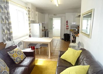 Thumbnail 5 bedroom terraced house to rent in Lawn Terrace, Treforest, Pontypridd