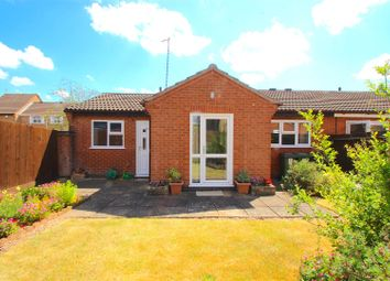 Thumbnail 2 bed semi-detached bungalow for sale in Primrose Way, Kirby Muxloe, Leicester