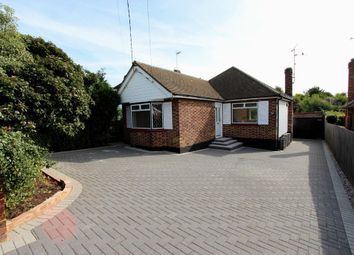 Thumbnail 2 bed detached bungalow for sale in Dandies Drive, Eastwood, Leigh-On-Sea