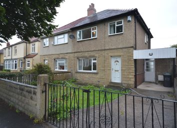 Thumbnail 3 bed semi-detached house for sale in Kingston Avenue, Dalton, Huddersfield
