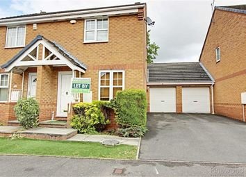 Thumbnail 2 bed semi-detached house to rent in Old House Road, Newbold, Chesterfield, Derbyshire