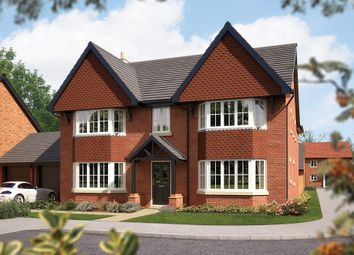 """Thumbnail 5 bedroom detached house for sale in """"The Ascot"""" at Southam Road, Radford Semele, Leamington Spa"""