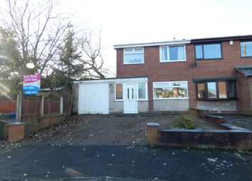 Thumbnail 3 bed semi-detached house for sale in Tanyard Close, Coppull, Chorley