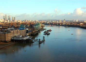 Thumbnail 3 bed property for sale in North Woolwich Road, London