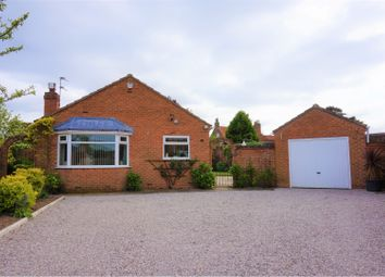 Thumbnail 3 bed detached bungalow for sale in Elder Grove, York