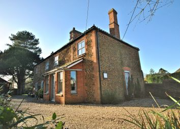 Thumbnail 5 bedroom detached house for sale in Setch Road, Blackborough End, King's Lynn