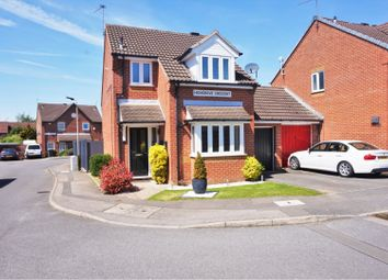 Thumbnail 3 bed detached house for sale in Highgrove Crescent, Aylestone, Leicester