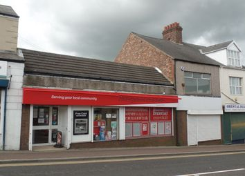 Thumbnail Retail premises for sale in Front Street, Sacriston, Durham