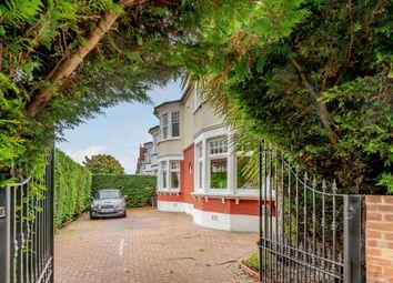 Lodge Drive, London N13. 4 bed end terrace house