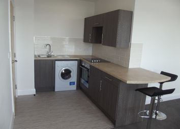 Thumbnail 2 bed flat to rent in Ring Way, Preston