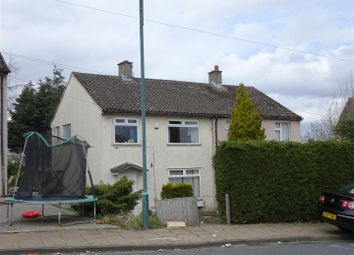 Thumbnail 3 bed semi-detached bungalow for sale in Wansford Close, Bradford
