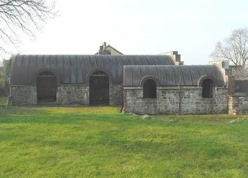 Thumbnail Barn conversion for sale in The Dairy Barn Rhosfa Road, Upper Brynamman, Ammanford, Carmarthenshire.