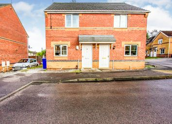 Thumbnail 2 bed semi-detached house for sale in Forest Walk, Worksop