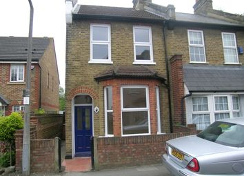 Thumbnail 2 bed end terrace house to rent in Longfellow Road, Worcester Park