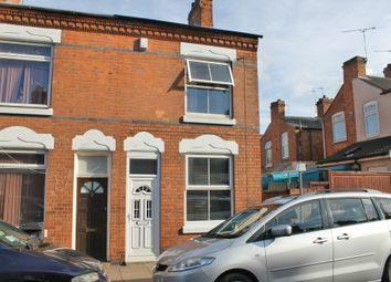 Thumbnail 2 bed end terrace house to rent in Sheffield Street, West End, Leicester