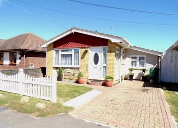 Thumbnail 2 bed bungalow for sale in Gafzelle Drive, Canvey Island