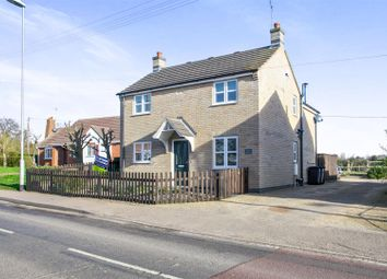 Thumbnail 3 bed detached house for sale in High Street, Bury, Huntingdon