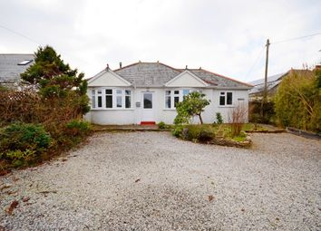 Thumbnail 3 bed detached bungalow to rent in Great Western Railway Yard, Penwinnick Road, St. Agnes