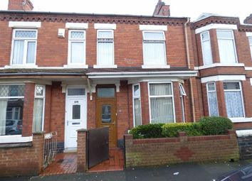 Thumbnail 3 bedroom terraced house to rent in Bedford Street, Crewe