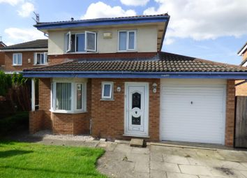 Thumbnail 3 bed detached house for sale in Priory Close, Heaton-With-Oxcliffe, Morecambe