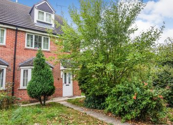 Thumbnail 3 bed town house for sale in The Nurseries, Ferrybridge, Knottingley