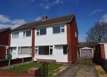 Thumbnail 3 bed semi-detached house for sale in Lansdowne Road, Shrewsbury