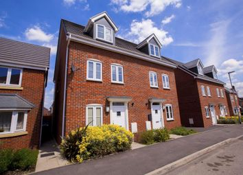 "Thumbnail 4 bedroom terraced house for sale in ""Kingsville"" at Morgan Drive, Whitworth, Spennymoor"