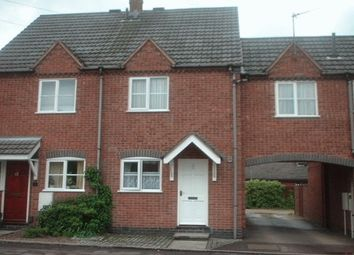 Thumbnail 2 bedroom semi-detached house to rent in Hawcliffe Road, Mountsorrel, Leics