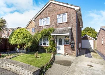 Thumbnail 4 bedroom detached house for sale in Throop, Bournemouth, Dorset