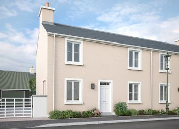 Thumbnail 2 bedroom semi-detached house for sale in Tornagrain, Inverness