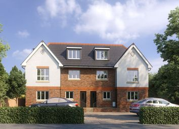 Thumbnail 4 bed terraced house for sale in Amersham Road, High Wycombe