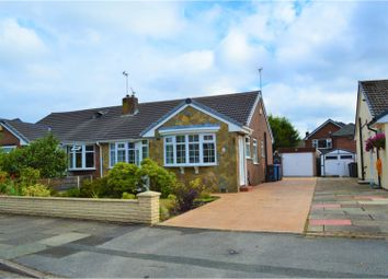Thumbnail 2 bed semi-detached bungalow for sale in Ridgmont Drive, Worsley