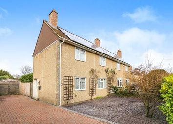 Thumbnail 3 bedroom semi-detached house for sale in Wingate Road, Harlington, Dunstable, Bedfordshire