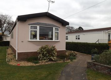 Thumbnail 2 bed bungalow for sale in Forest Road Park Forest Road, Oakmere, Northwich
