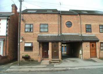 Thumbnail 1 bed flat to rent in Almond Street, New Normanton, Derby