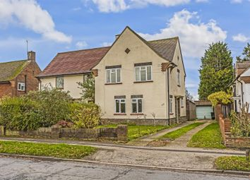 Thumbnail 3 bed semi-detached house for sale in Merland Rise, Tadworth