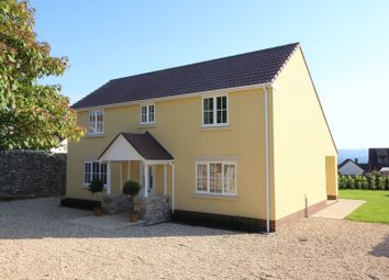 Thumbnail 4 bedroom detached house for sale in Bay Tree House, Crimchard, Chard
