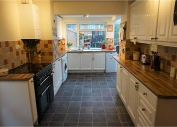 Thumbnail 3 bed semi-detached house for sale in Hoo, Rochester