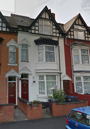Thumbnail 5 bed terraced house to rent in Park Road, Birmingham