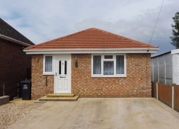 Thumbnail 2 bedroom detached bungalow for sale in Ripley Road, Cottingham, Market Harborough