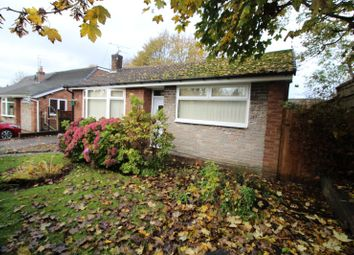 Thumbnail 2 bed bungalow for sale in Holcombe Close, Kearsley, Bolton