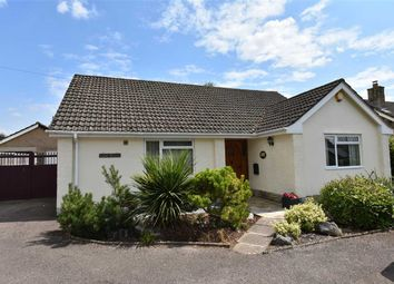 Thumbnail 4 bed bungalow for sale in West Winds, Coleford Road, Chepstow