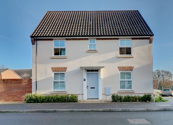 3 bed detached house for sale in Collett Road, Norton Fitzwarren, Taunton TA2