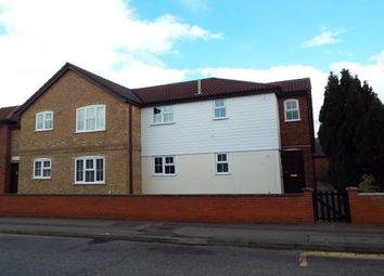 Thumbnail 1 bed maisonette to rent in Charles Court, Wheatfield Road, Stanway, Colchester